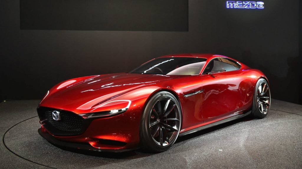 Mazda Rotary Sports Car